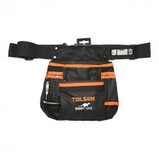 Пояс монтажника с карманом Tolsen 80120