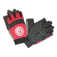 Перчатки без пальцев Intertool SP-0142