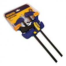 """Irwin Quick-Grip 2 x mini 5462EL7 (150 мм / 6"""")"""